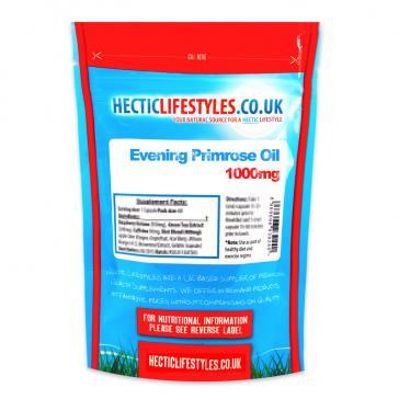 Evening Primrose Oil 1000mg (120 Soft Gels)