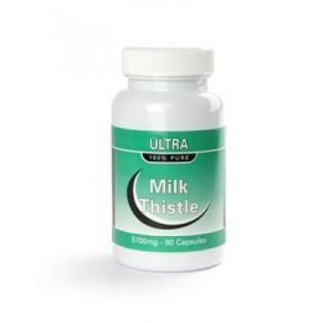 Milk Thistle Extract - 120 Capsules