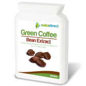 Green Coffee Bean Extract 6000mg - 90 Capsules (Tubbed)