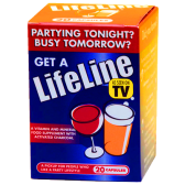 Get a Lifeline 20 capsule Multipack