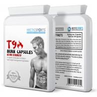 T9 Burn Capsules - Fat Burner capsules (60 Capsules)