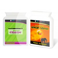 African Mango 4000mg and Inner Cleanse Detox Combo