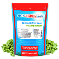 Green Coffee Bean Extract 5000mg (60 Capsules)