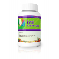 Total Multi Nutrients - Antioxidants, Vitamins A, B, C, D and E, Acai Berry, Probiotic, Omega 3,6, Fruit and Vegetable extract