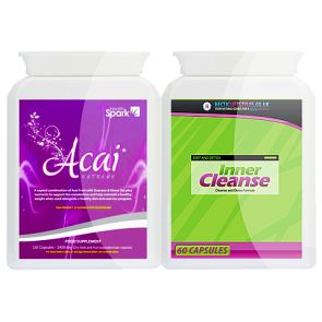 Acai Extreme™ and Inner Cleanse Diet Combo