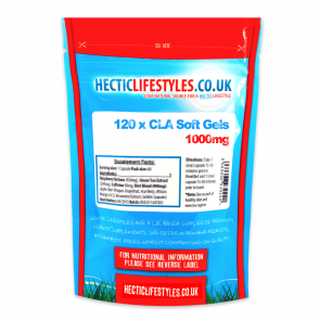 CLA - 1000mg (120 Soft Gels)