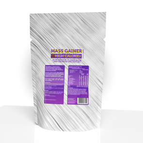 Mass Gainer Whey Protein - High Calorie+ 3kg Pouch