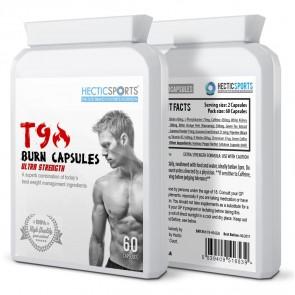 T9 Fat burner capsules